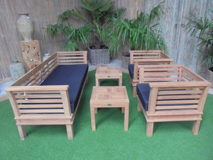 Teak Loungesets Outlet232
