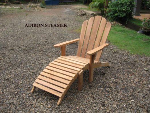 Teak Deckchair Adiron Steamer